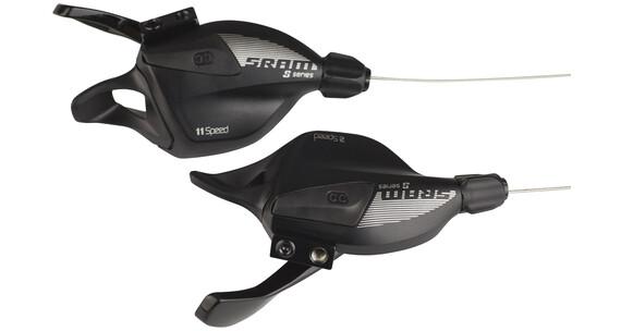 SRAM S-700 - Set de commandes - 2x11 noir
